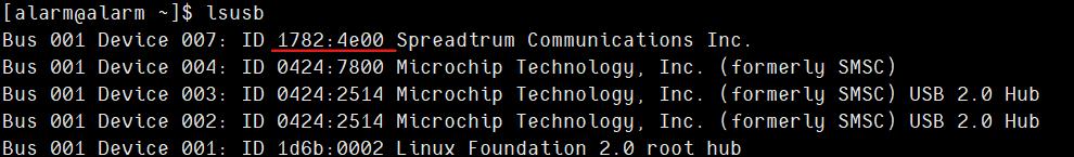 Air720U在linux下的驱动修改